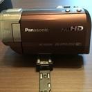パナソニック ビデオカメラ HC-V620M-T [ブラウン]