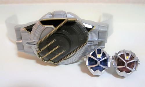 仮面ライダーウィザードベルト指輪セットの画像