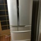 『送料込み』Panasonic 冷凍冷蔵庫 ナノイー
