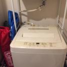 電子レンジ・冷蔵庫・洗濯機・扇風機・炊飯器 家電セット【無印良品など】 − 東京都