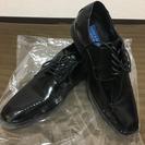 フェイクの革靴!定価4000円を1000円で売ります。5,6回履...