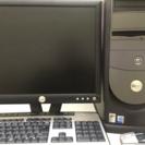 DELL デスクトップ Pen4 2.8GB 17inc