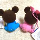 ミッキー&ミニー ぬいぐるみ - 川崎市