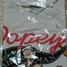 ポパイのコラボTシャツ