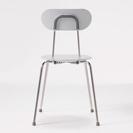パイプ椅子 無印良品 スチールチェアー - 港区