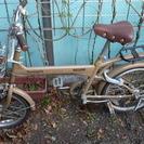 小さな自転車