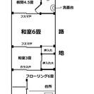 近鉄大阪線長瀬駅より徒歩1分。近畿大学すぐ近くの文化住宅です。家賃3.8万円の画像