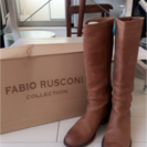 FABIO RUSCONIのロングブーツ