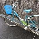 Panasonic 子供自転車24インチ