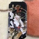らくらくフォン2用カバー