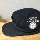 帽子(ジーンズ素材)