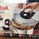 (商談中)T-fal圧力鍋 クリプソ プルミエプラス6L