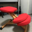 姿勢がよくなる椅子