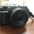 デジタル一眼 Canon EOS M本体+レンズ