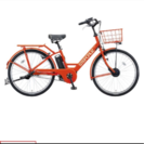 電動アシスト自転車