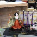 古~い年代物の雛人形です。/狗引■骨董■日本人形■湯河原・頓珍館■...