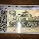 『値下げしました。』ニチモ製プラモデル M4A1シャーマン戦車1...