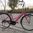 ♪ジモティー特価♪お買い物に、通勤に リサイクル26型自転車 新大...