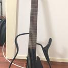 YAMAHA ヤマハ サイレントギター SLG110N BM
