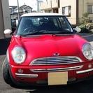 ミニクーパー 赤白2トーン コンディション好調 走行少なく綺麗な車...