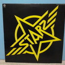 LPレコード【スターズ】 「巨星」 国内盤・帯なし ハードロック...