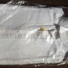 スタンドカラー白シャツ  (最終値段)