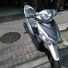 【新車】SUZUKI アドレス110 シルバー