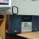 ONKYO CD/MD/ラジオ チューナーコンポ ラジオアンテナ付