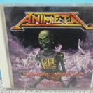 CD ANIMETAL 「アニメタル・マラソンのカラオケ」 帯なし