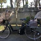 BS  アンジェリーノ  電動自転車