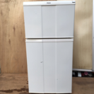 Haier 98L 2ドア冷凍冷蔵庫 2007年製