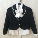 女児入学式スーツ☆美品