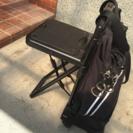 椅子になるカバン❤