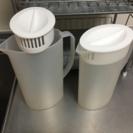 麦茶ポット   二個セット   1.8リットル 冷茶
