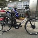 ブリヂストン電動自転車 ステップクルーズe クロツヤケシ ST6B48