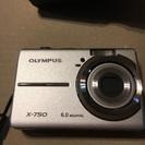OLYMPUS  x-750