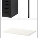 【商談中】IKEAパソコンデスク