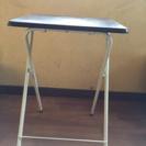 折りたたみ式コーナーテーブル