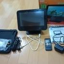 ポータブル液晶テレビ 10.1型