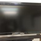 26型シャープDVD内臓テレビ