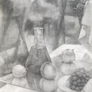 アート教室M'sスタジオ・南平岸教室「夜間 水彩画コース・デッサ...