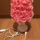 可愛いお花のライト