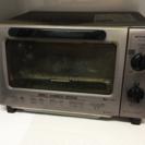 中古オーブントースター差し上げます