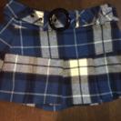 ♡バーバリー 美品♡ キュロットスカート