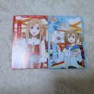 ソードアートオンラインなか卯コラボの第2弾(アスナ&シリカ)