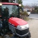 ヤンマー EF220 トラクター 委託品