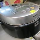 ナショナル・スチームIHジャー炊飯器●0.5~5.5合炊き●SR...