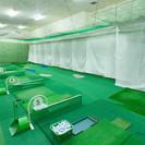 町田駅前で室内ゴルフスクール《Kゴルフクラブ&スクール》
