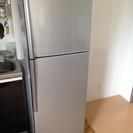 日立2ドア冷凍冷蔵庫!美品225L