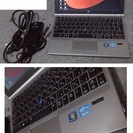 (取引成立)高級感、コンパクト、性能良しhp EliteBook...